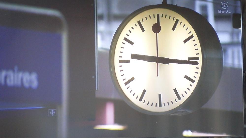 los angeles 5ee36 f6313 2015年3月24日 スイスの鉄道時計を足利で見た!: ネスのブログ